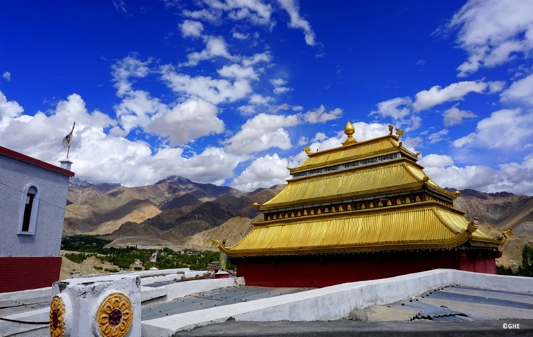 Arrive in Leh, Acclimatize and Story Night Session_Day 1