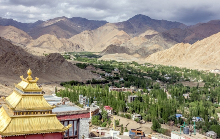 Arrival in Leh, Acclimatize_Day 1