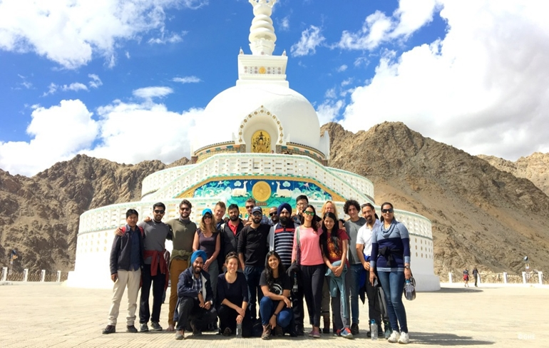 Acclimatize and Cultural Immersion in Leh_Day 2